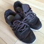 お気に入りの靴を200円で修理してみた