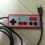 ファミコン風USBゲームパッドを買ってみた